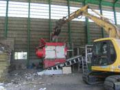 産業廃棄物 「中間処理(リサイクル)業」 recycle