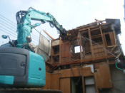 解体工事業(建設業)-Demolition work-