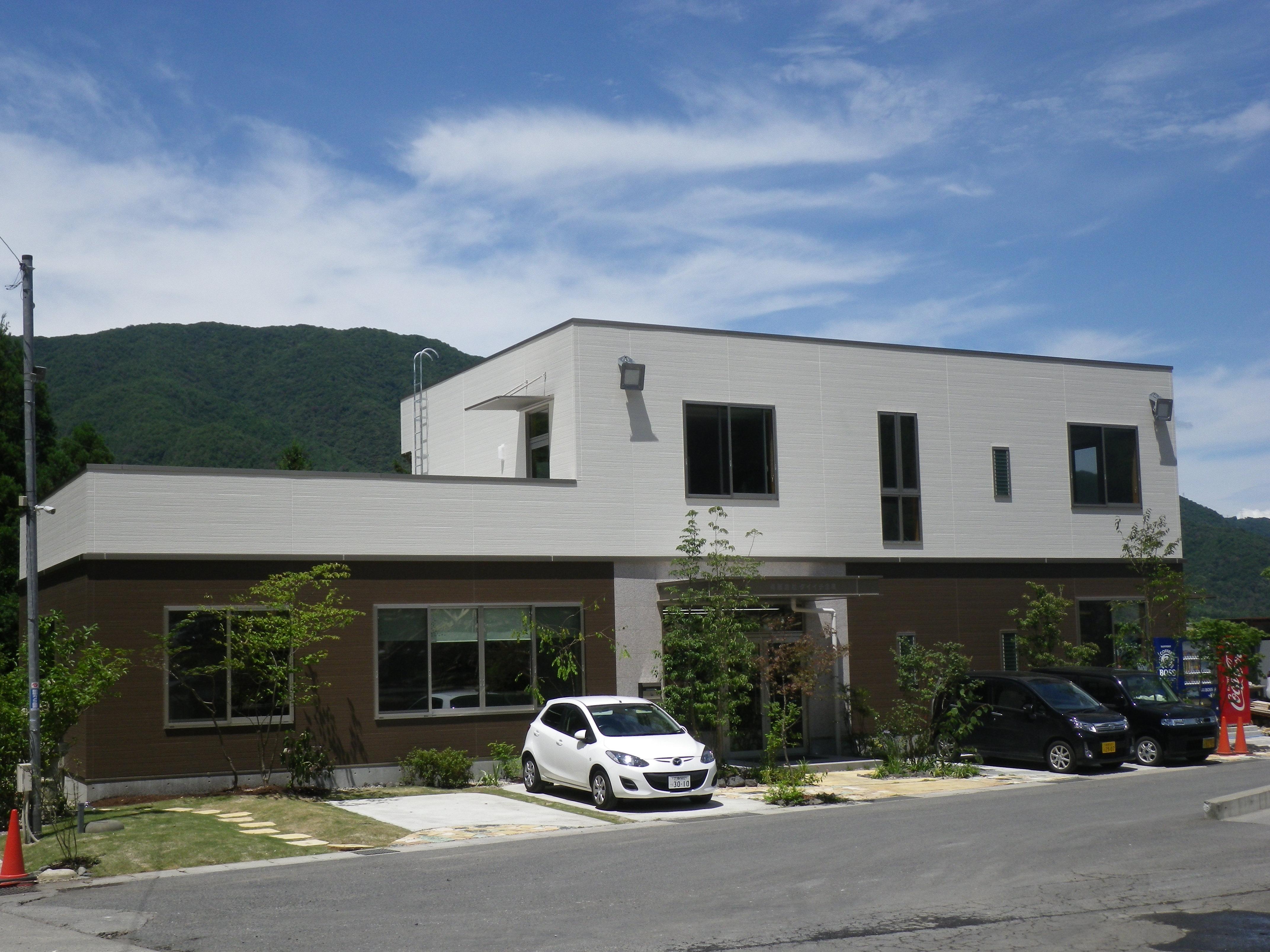 ダイイチ企業 新社屋